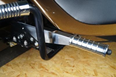 abart performance cover handbrake lever parking brake. Black Bedroom Furniture Sets. Home Design Ideas