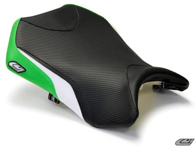 SEAT COVERS FOR KAWASAKI 250R 08-12 Driver