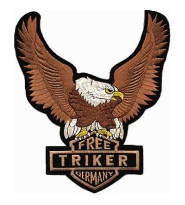 Trike Patch Free Triker Germany