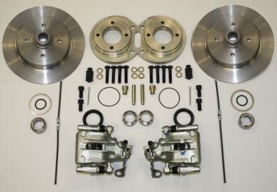 Conversion kit VW BEETLE REAR DISC BRAKES LK 4 / 130