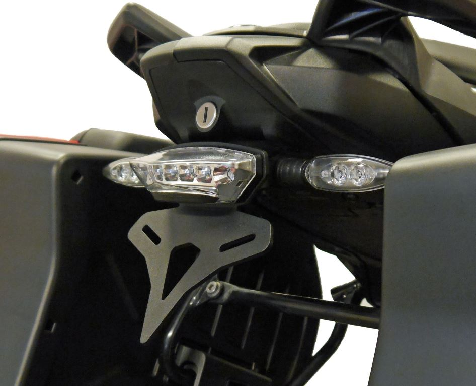Evotech Performance BMW S1000 XR Tail Tidy Fender Eliminator 2015 -Onwards