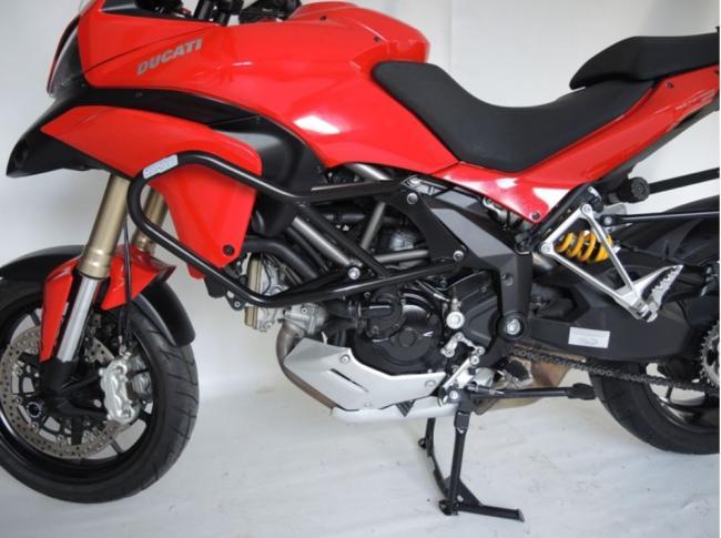 Ducati Multistrada 1200 2010-2014 RD Moto Crash Bars Protectors New CF03KD